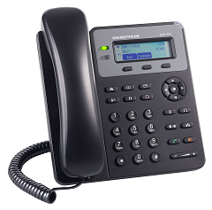 GXP1610 IP Phone services
